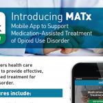 MATx: A Mobile App to Support the Treatment of Opioid Use Disorder