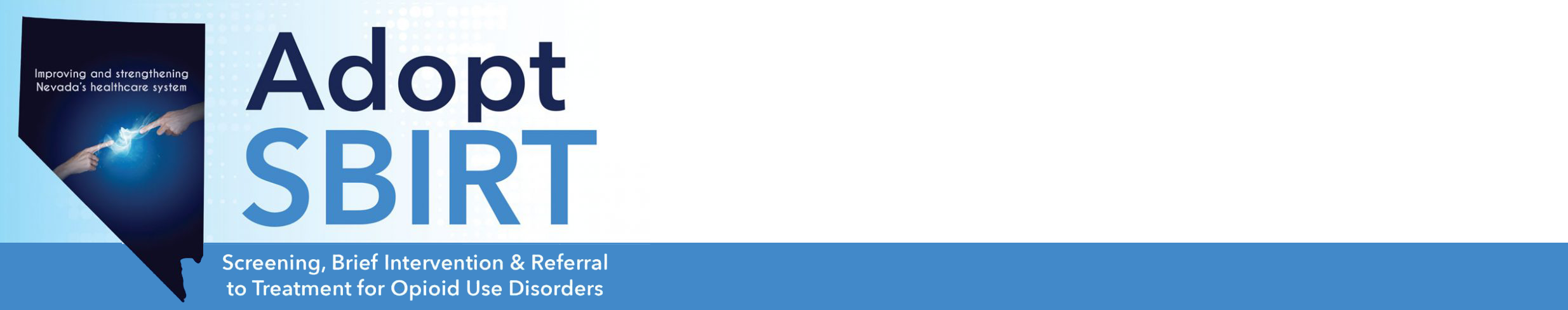 Adopt SBIRT Logo