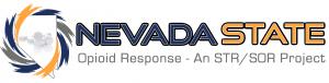 Nevada State Opioid Response Logo