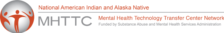 American Indian Alaska Native MHTTC Logo